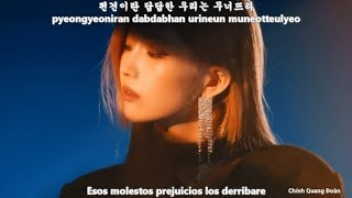 (G) I-DLE - LION MV [Sub Español + Hangul + Rom] QUEENDOM FINAL