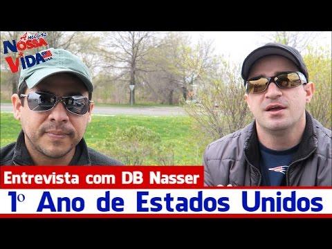 1º Ano de Estados Unidos - INFORMAÇÕES IMPORTANTES - Entrevista com DB Nasser