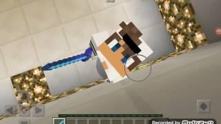 Клип не похожи в Minecraft pe