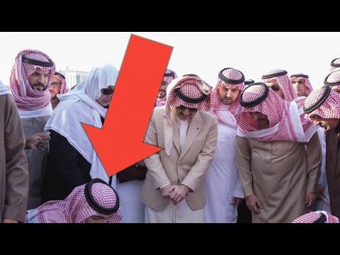 أمير سعودي خرج من السجن ليشارك في تشييع جثمان طلال بن عبدالعزيز ما قصته Youtube