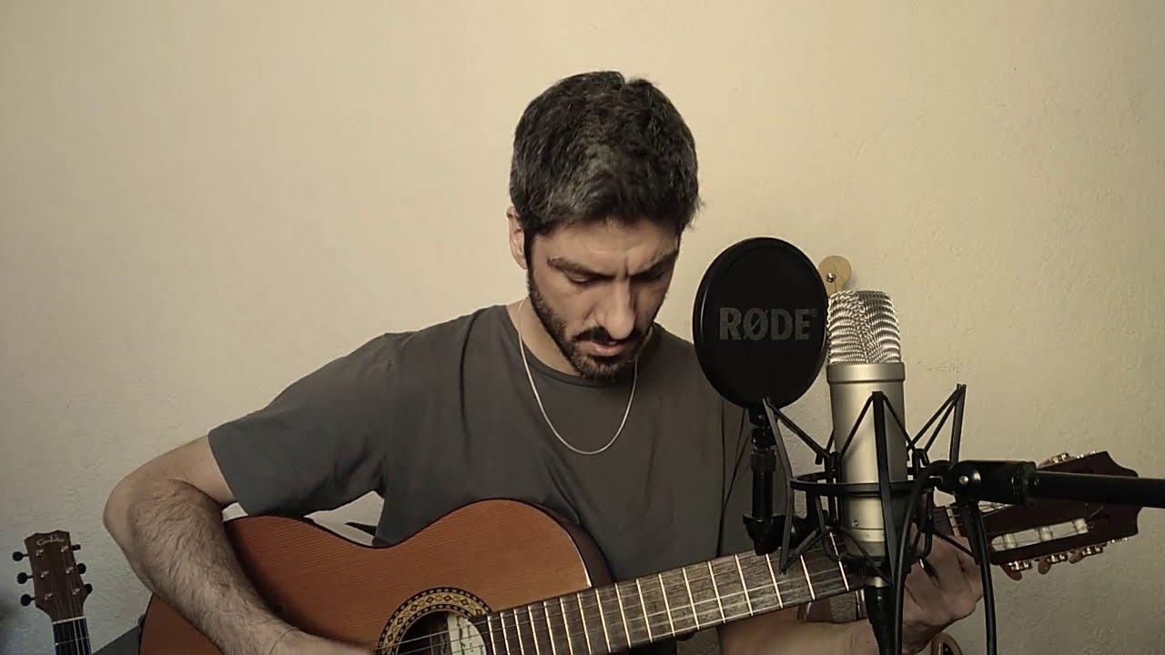 Joaquín Sabina - Tan joven y tan viejo (por Diego Fauci)