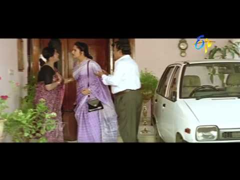 Subhavaartha Telugu Movie | Soundarya Emotional Scene | Arjun | Soundarya | ETV Cinema