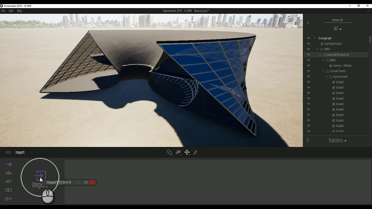 Twinmotion Tutorials - Real Time Rendering