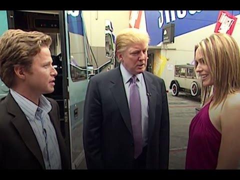 James O'Brien vs Donald Trump's video tape