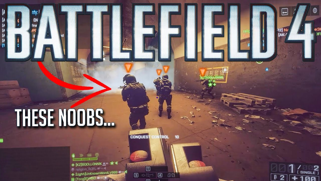 We don't deserve these only in Battlefield 4 moments!😍