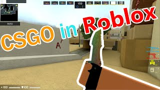 CSGO in Roblox (CBRO Commentary)