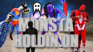 Monsta' - Holdin On (Skrillex and Nero Remix) (Unofficial) Music Video