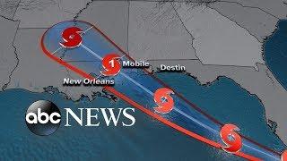 Tropical storm Gordon slams Florida