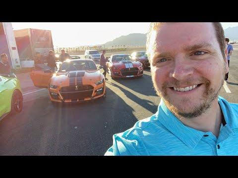 2020 Ford Mustang Shelby GT 500 Hands On and Colors