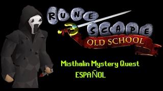 Misthalin Mystery Quest en español. (Old School RuneScape H'ween 2016).