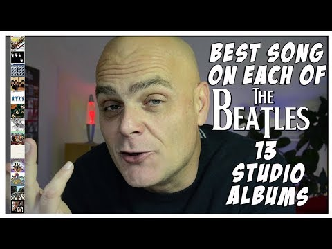 The Beatles: Favourite Song on every Beatles album! + HDN test