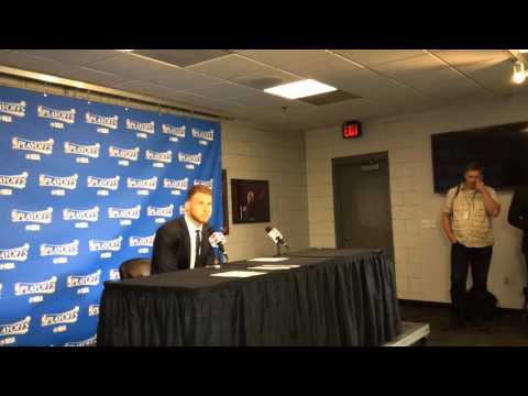 Clippers Blake Griffin talks about his and Chris Paul's injuries