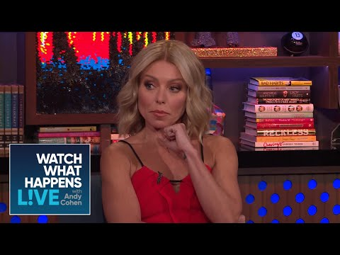 Kelly Ripa On That Instagram Bikini Photo | WWHL
