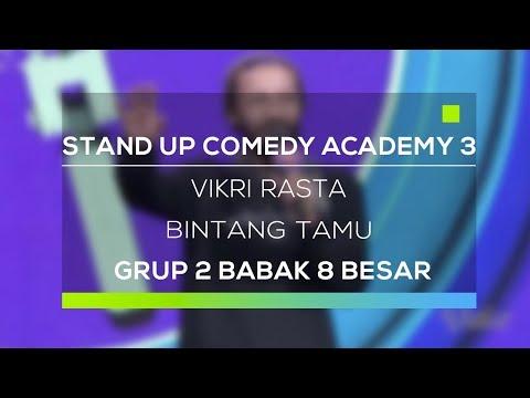 Stand Up Comedy Academy 3 : Vikri Rasta