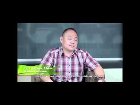Testimoni Spirulina Organik: Tan Yun Wuang (Masalah Pernafasan)