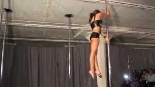 Repeat youtube video Allure Recital March 2013 - Nicole ThePole Williams Solo