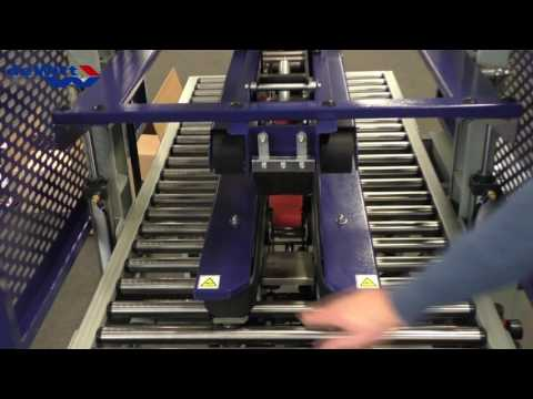 Dozensluitmachine MH FJ 2 | De witt EVS