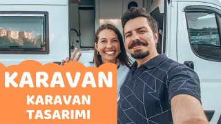 Caravan Design & Caravan Construction Tips & Advice - Gezen Yaka -2-
