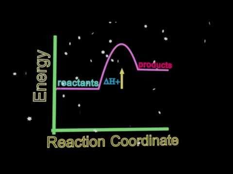 5.3 Exothermic, Endothermic, Delta H Energy Profiles [SL IB Chemistry]