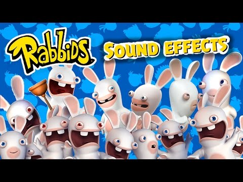 The Rabbids - Sound effects