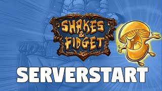 SFGame: SPEEDSERVER SERVERSTART - Shakes and Fidget Deutsch