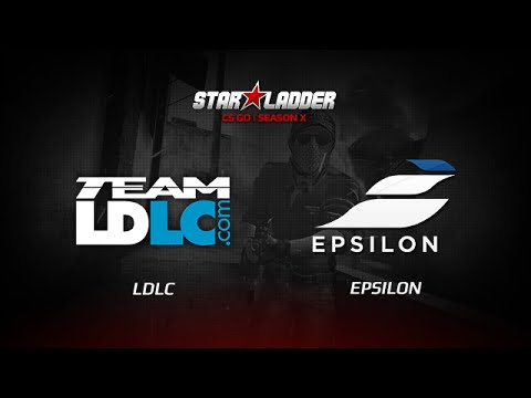 LDLC vs Epsilon, StarSeries X, inferno