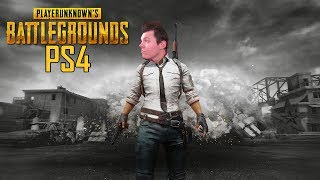 PUBG PS4 GAMEPLAY // Chicken Dinner Here We Come