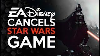 Disney Needs To Revoke Ea's Star Wars Rights - Ea Cancels Open World Star Wars Game