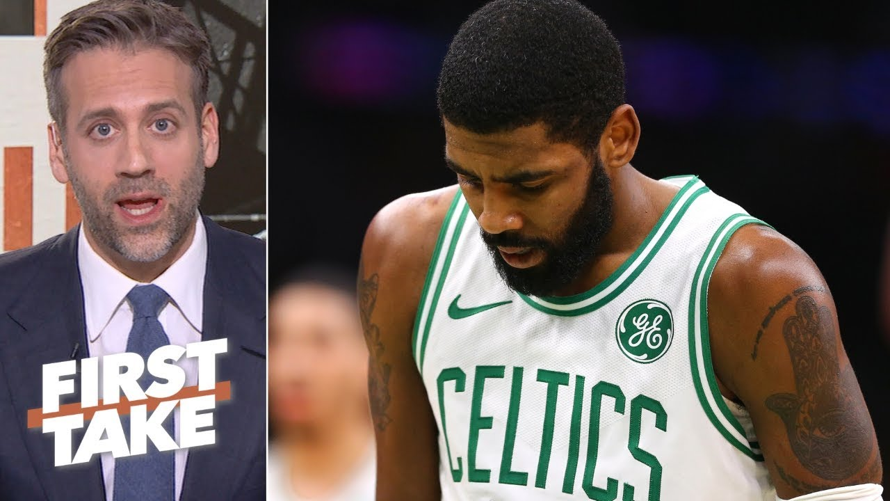 The Celtics are better off without Kyrie Irving - Max Kellerman | First Take