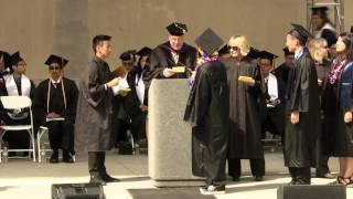 Baccalaureate Commencement 2014, Berkeley Engineering