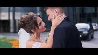 Свадебный клип D&T 26.08.2017
