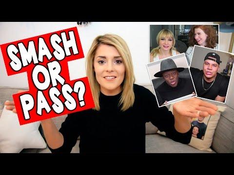 SMASH OR PASS // Grace Helbig