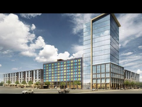Roy Carroll Unveils $140M Investment Plan for Downtown Greensboro