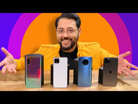 The overall BEST smartphone of 2019 that you can buy now
