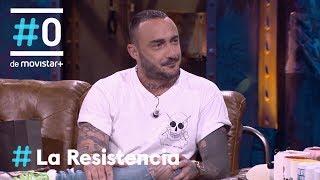 LA RESISTENCIA - Entrevista a dj Nano   #LaResistencia 09.05.2019