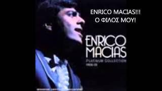 ENRICO MACIAS- Oh!Guitare,Guitare