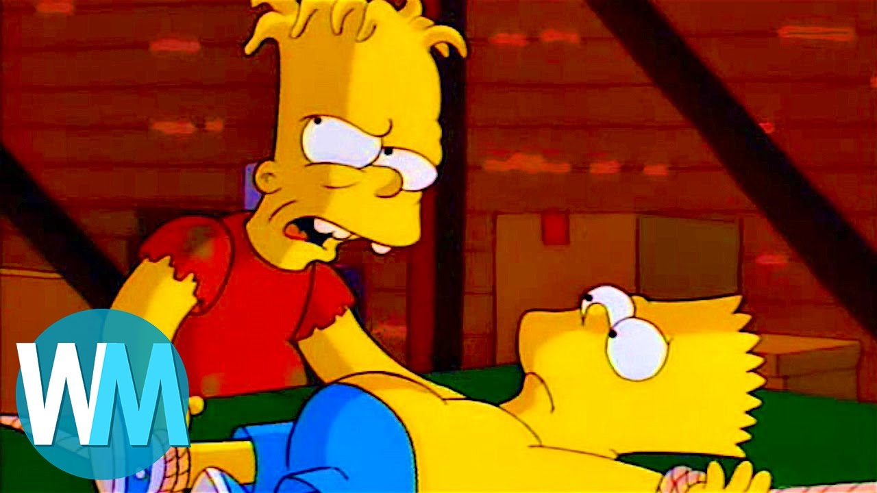 Treehouse Of Horror Episodes Online Part - 27: Top 10 Best Treehouse Of Horror Episodes - YouTube