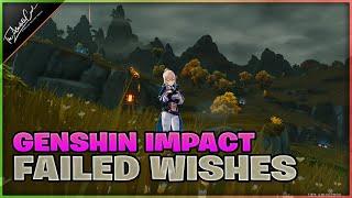 GENSHIN IMPACT : Caฑnot Wish with 991 Artifact Inventory !!!