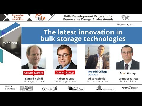 Webinar: The latest innovation in bulk storage technologies