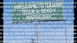 Kloef RS & Remik Gonzalez - Pa La Kana (LETRA)