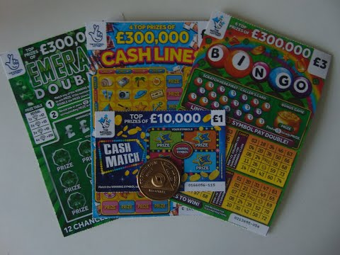 🧐UK LOTTERY SCRATCHCARDS MIX 🧐