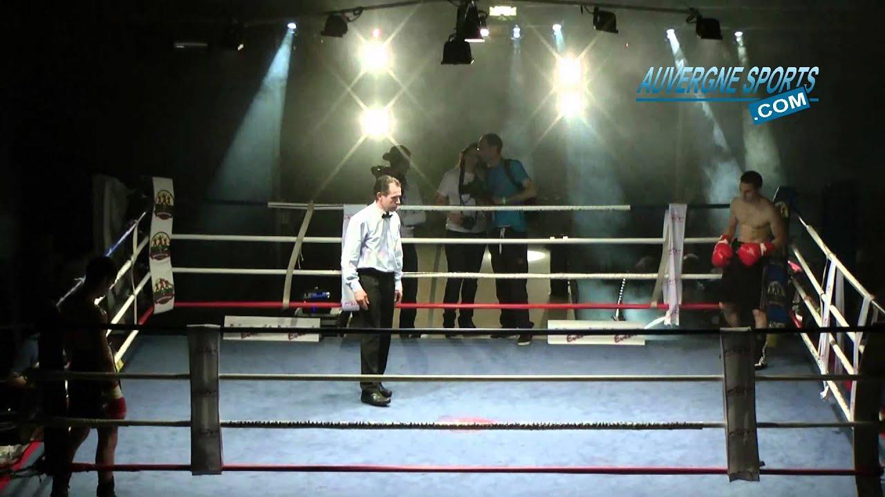 Boxing resume samples