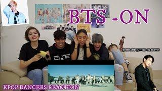 BTS (방탄소년단) 'ON' Kinetic Manifesto Film : Come Prima - MV REACTION