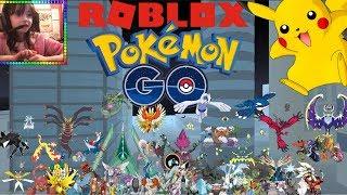 WHERE ARE YOU PIKACHU?! - Roblox: Pokemon Go