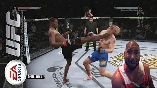 EA SPORTS UFC 2014 | 1ST RD KNOCKOUT | XBOX ONE GAMEPLAY