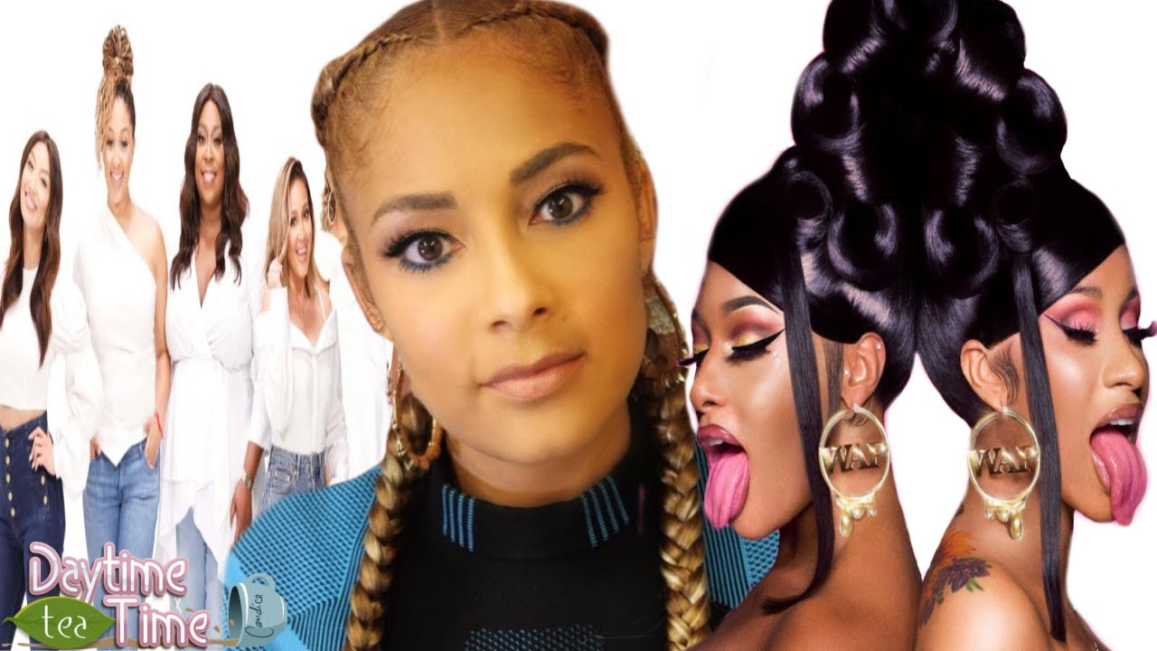 Amanda Seales TELLS ALL about THE REAL treating her WRONG + Cardi B , Megan Thee Stallion , & MORE!