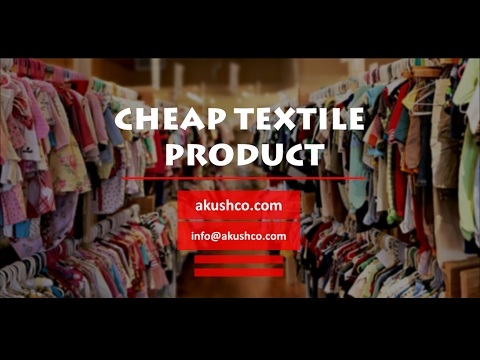 Cheap Textile Products