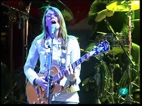 Susan Tedeschi - Blues Cazorla Festival 2009 [03] - Wait For Me