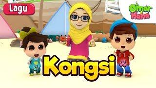 Download Lagu Lagu Kanak Kanak Islam | Kongsi | Omar & Hana mp3