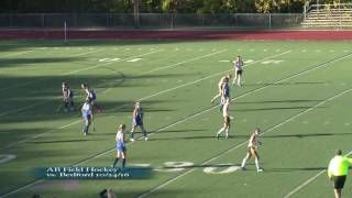 Acton Boxborough Varsity Field Hockey vs Bedford 10/24/16